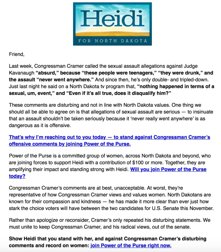 Heitkamp email